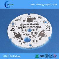 铝PCB广州基板照明灯条线路板PC软性电路板牙签板灯板