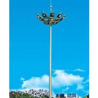高杆灯河北利祥厂——热镀锌喷塑高压钠灯