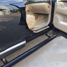 丰田rav4加装电动踏板,非一般踏板能媲美!