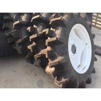桦林 9.5-24 水田高花轮胎 农用拖拉机灌溉轮胎 可配轮辋钢圈