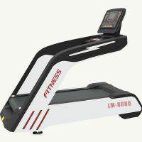 厂家批发力美星室内插电式绿色环保电动跑步机承重400g智能触摸屏新款商用跑步机