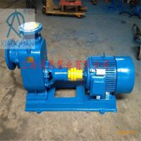 卧式自吸泵 80ZX60-70 加压管道泵 上海消泉