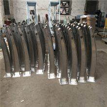 金裕 供应工程防护栏 市政工程栏杆立柱扶手定制