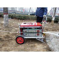 多功能全自动光缆牵引机 光电缆收放线机厂家 鼎力工具
