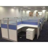 合肥各种办公桌屏风隔断桌厂家13866716231定做直销