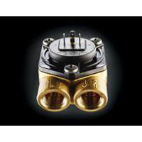 FH-931无铅铜微型液体流量传感器 石油咖啡机流量计 铭鸿