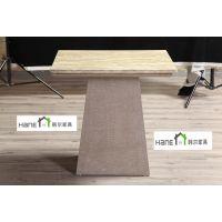 上海中餐厅实木椅 实木桌子定制 韩尔现代中式品牌工厂