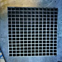 昆山金聚进排水沟不锈钢格栅盖板制作价格合理欢迎选购