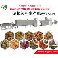 鱼饲料生产线100-150kg/h,大型鱼饲料生产线,林阳机械
