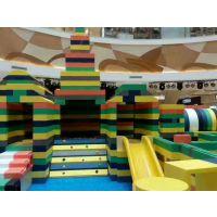 暑期爆品 儿童积木游乐城堡 巨型积木出租出售定制租赁