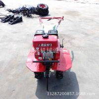 宏兴厂家手推式小型松土机 微型汽油除草机 大棚翻土机旋耕机