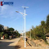 led6米太阳能路灯锂电池 尚今新农村乡镇道路灯