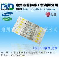 PLD供应LG1919车灯专用光源 C6 S2专用模组 CSP1919车灯模组 原装正品