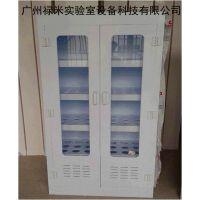 实验室PP器皿柜 耐酸碱腐蚀玻璃器皿柜 器具柜 烧杯存放柜可定制 广州禄米科技