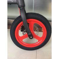爱维乐ivelo M1电动折叠车14寸锂电车电动自行车助力自行车厂家带脚踏链条