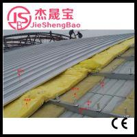 0.9mm厚度YX50-460铝镁锰屋面系统,材料安装直销济南
