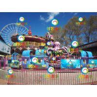 包头市造型吸引孩子的儿童游乐设备激战鲨鱼岛海洋欢乐岛游乐设施创艺低价直销