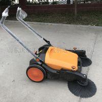 临沂920扫地机厂家直销手推式无动力清扫设备小型除尘车
