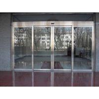 南沙自动玻璃门安装,感应门电机维修18027235186