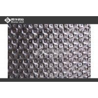 布丁冲压防滑不锈钢板 304不锈钢装饰板厂家 防滑防水不锈钢地面板