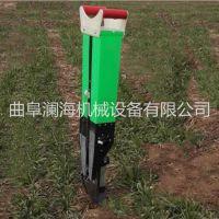 各类颗粒种子下种机 新款热销产品 手提式自动播种机