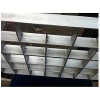 厂家生产销售镀锌钢格板 插接钢格板 钢格板实力厂家