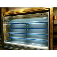 武汉冰柜厂家价格凌雪风幕柜水果保鲜展示柜冷藏柜超市饮料柜