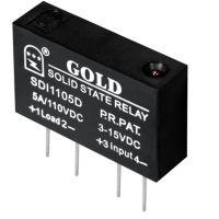 【单列直插式直流固态继电器 】SDE1106D电线电缆机械行业使用 固特厂家自行研发生产