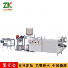 江苏商用小型豆腐皮机自动化生产 优质不锈钢千张干豆付皮机多少钱