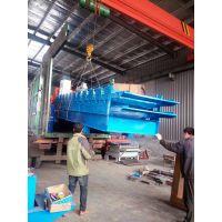 博远角驰820压瓦机设备发往徐州装车预览