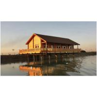 水上度假木屋 高档木屋别墅木屋木别墅设计木屋材料移动木屋