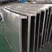 造型包柱铝单板天花 云南外墙铝单板幕墙