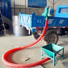 黄豆装车装袋用吸粮机 邯郸市6米长管车挂式吸粮机 兴运批发