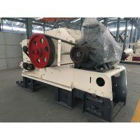 河北唐山鑫旺218型6米进料木材削片机运行平稳有力