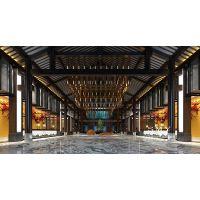 四川中式文化主题酒店装修设计—水木源创
