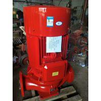 立式消火栓泵 喷淋稳压泵XBD9.0/40-80-HY固定式消防泵