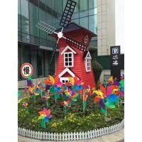 供应大型风车主题展 风车模型展览 荷兰风车租赁出售