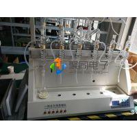 广西自产自销智能一体化蒸馏仪JTZL-6自动侦测蒸馏终点功能
