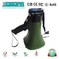 DSPPA 迪士普 DSP169HD 高清喊话器 可摄像军绿色喊话器