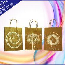 厂家定制通用环保方底纸袋 商务活动宣传牛皮纸袋 可印刷各类LOGO礼品袋