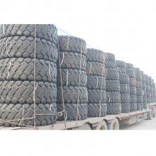50铲车轮胎23.5-25上海供应商 工程钢圈内胎垫带