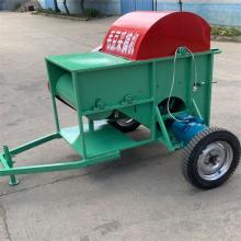 临沂摘豆荚机械供应商 润丰毛豆采摘机