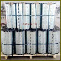 不锈钢输送机链板山东乾德供应商 金属输送机板链线