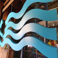 铝合金铝板波浪型天花弧形铝方通【幕墙铝板】的加工工艺