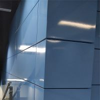 铝合金密拼铝单板 外墙氟碳漆铝板材 平板优质铝单板 内外装饰 广州市厂家定制生产