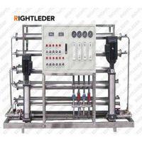 7T/H双级反渗透纯净水设备 纯净水处理设备厂家