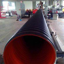 钢带增强聚乙烯波纹管施工方案