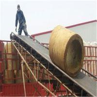 富达8公分岩棉管价格 铝箔贴面岩棉管厂家