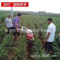联民现货供应 微耕田园管理机 多用型种植起垄除草机 开沟机