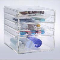 有机玻璃抽屉,多层抽屉柜,亚克力多格盒子,文件柜,家用储物盒,展示架厂家